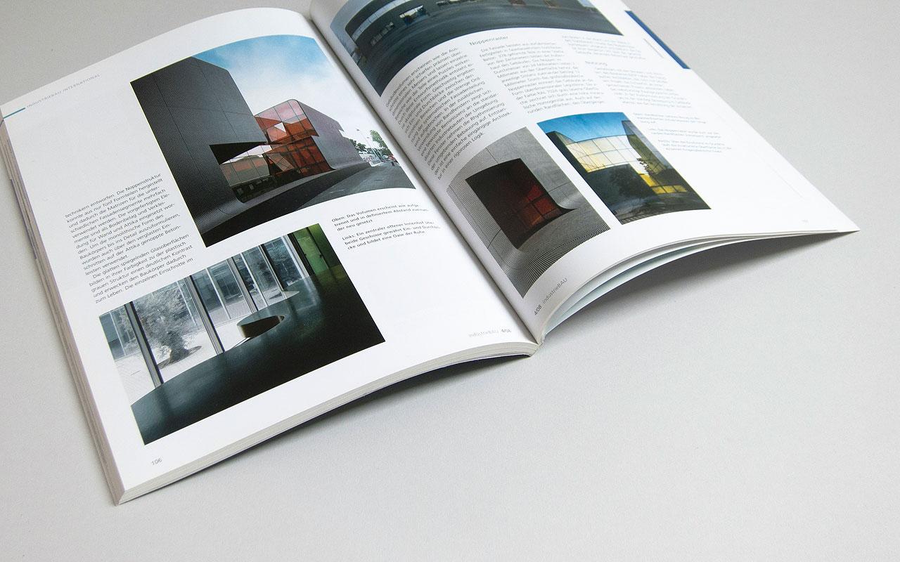 Architektur Magazine Buerofraeulin